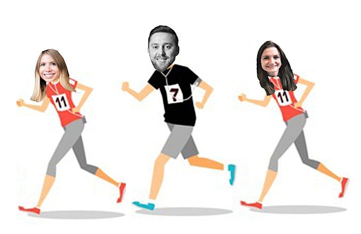 London Marathon Fundraising Quiz image