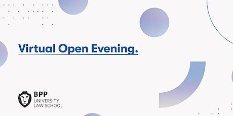 Virtual Open Evening: SQE Courses tickets