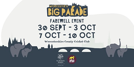 Farewell Event - Worcester's Big Parade tickets