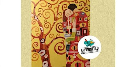 Appennello virtuale -  Klimt night biglietti