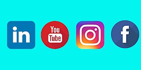 Workshop social media tickets
