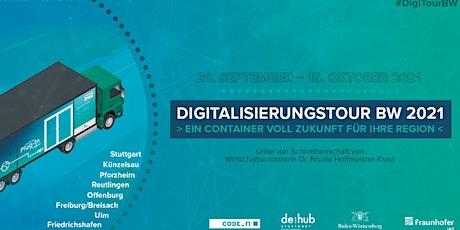 30.09.2021 Digitalisierungstour BW 2021 Tickets