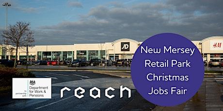 New Mersey Retail Park Christmas Jobs Fair tickets