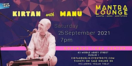 Mantra Lounge - Mantra • Music • Meditation w/ Man tickets