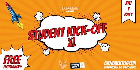 STUDENT KICK-OFF XL tickets