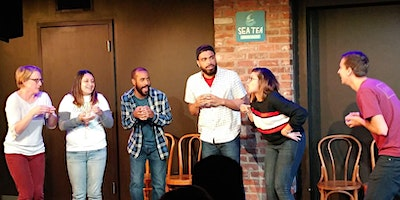 CT Improv Mixer: A Party Where You Can Try Improv!