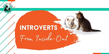 """Introverts: From Inside - Out (Live Q&A """"Ask Me Anything"""") tickets"""