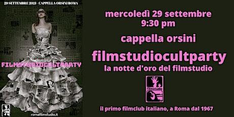 filmstudiocultparty biglietti