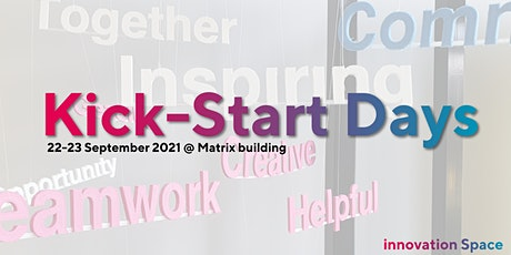 Kick-Start Days tickets