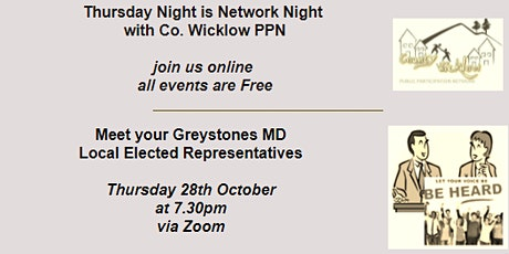 Meet your Greystones Municipal District Local Elected Representatives tickets