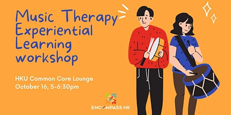 Music Therapy Experiential Learning workshop tickets