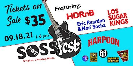 SOSS Fest tickets