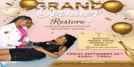 Grand Opening (Open House) Celebration tickets