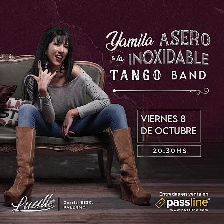 Imagen de YAMILA ASERO & LA INOXIDABLE TANGO BAND