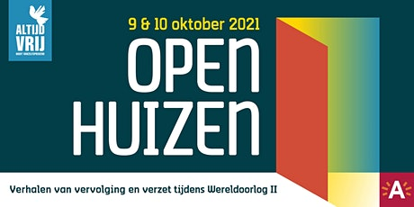 Open Huizen: Arthur Sterckstraat 61 (Kleuterschool Klavertjevier) tickets
