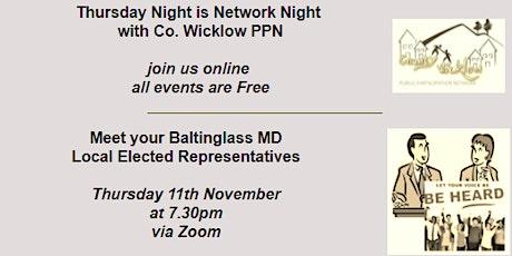 Meet  your Baltinglass Municipal District Local Elected Representatives tickets