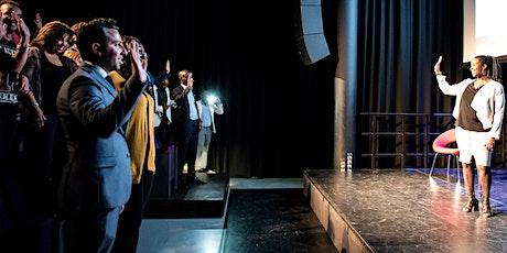 Speaker's Night - De Power Van Zorgeloos Presenteren tickets