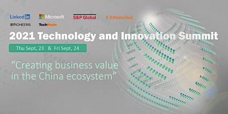 2021 AmCham China Technology & Innovation Summit tickets