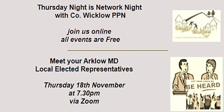 Meet  your Arklow Municipal District Local Elected Representatives tickets