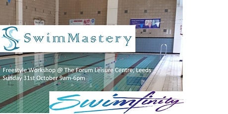 Master your Freestyle Swimming with Swimfinity and SwimMastery tickets