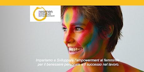 Teatro e Coaching  per lo Sviluppo  della Leadership  al Femminile biglietti