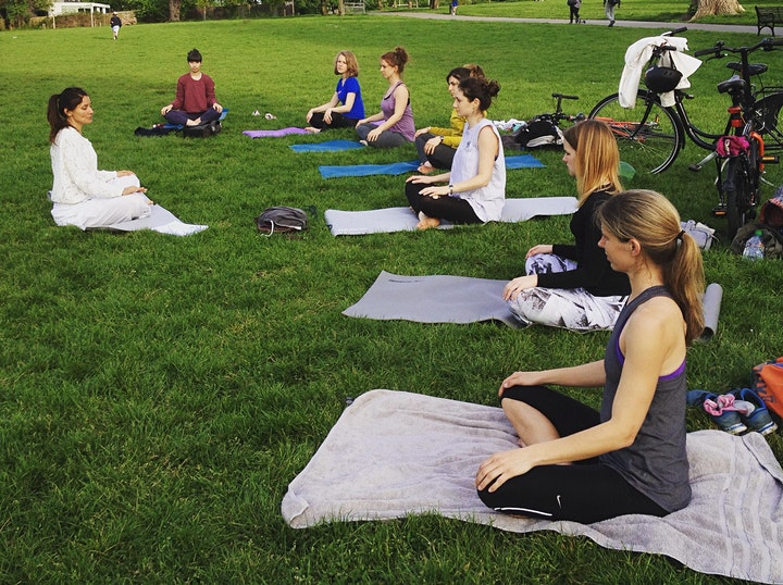 Yoga & Green Experience image