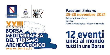 XXIII Borsa Mediterranea del Turismo Archeologico biglietti