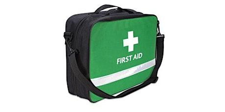 Bunninadden First Aid Course tickets
