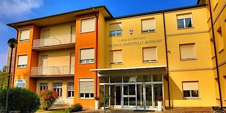 Prenotazione visite FERIALI MATTINO Domus Pasotelli Romani biglietti