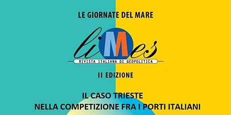 Il caso Trieste nella competizione fra i porti italiani biglietti