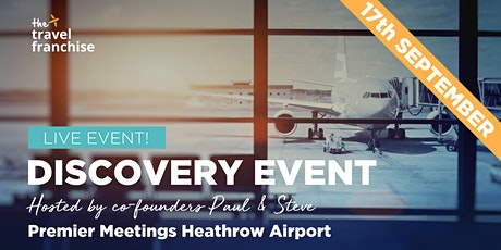 Discovery Event tickets