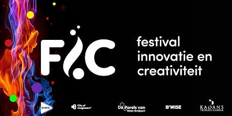 FIC | Festival Innovatie & Creativiteit tickets
