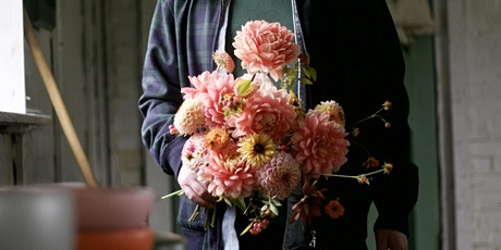 Bloom and Burn at Water Lane - Hand Tied Bouquet Workshop tickets