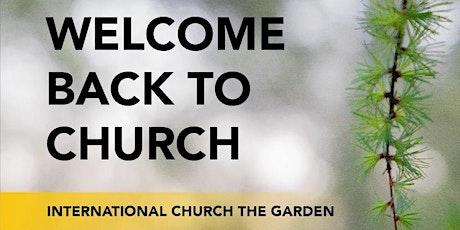IC The Garden Church Service 19 September 2021 tickets