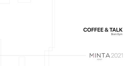 COFFEE & TALK | Brain gym entradas