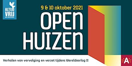 Open Huizen: Mercatorstraat 102 tickets