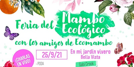 FERIA DEL MAMBO ECOLÓGICO entradas