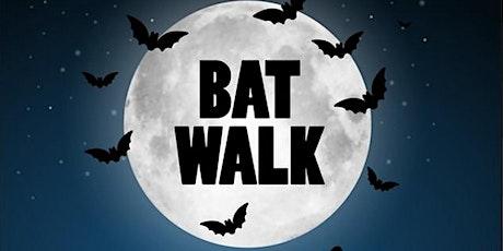 Bat Walk - Belton tickets