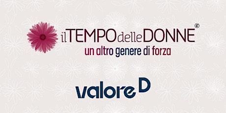 """Valore D Talk - """"DIRITTO"""" E ROVESCIO biglietti"""