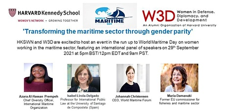 Transforming the maritime sector through gender parity tickets