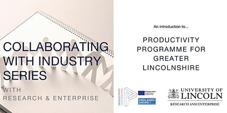 Collaborating with Industry - LIBS tickets