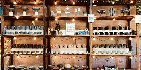 Hand Built Pottery Workshops (October 2021) tickets