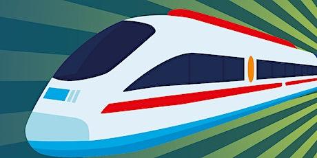 Sur de Bons rails / Vernissage de l'expo La Grande Vitesse Ferroviaire billets