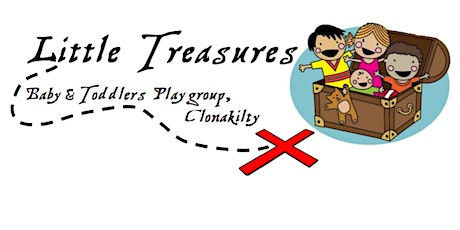 Little Treasures Baby & Toddler Playgroup tickets
