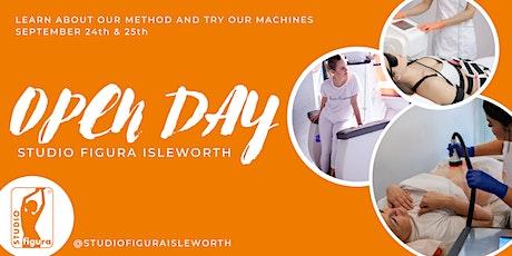 Open Day - Studio Figura Isleworth tickets