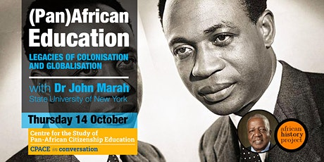 (Pan)African Education, Legacies of  Colonisation and Globalisation tickets