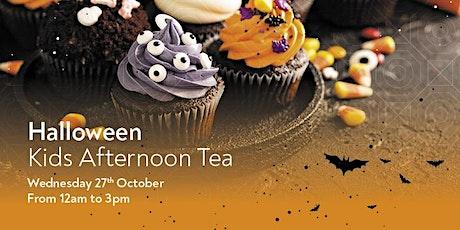 Halloween Kids Afternoon Tea tickets
