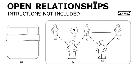 Open Relationships: Instructions Not Included tickets