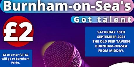 Burnham-On-Sea Pride Fundraiser - Burnham-On-Sea's tickets