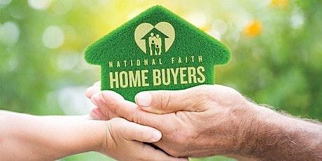 National Faith Homebuyers Virtual Workshop - SEPTEMBER 2021 tickets